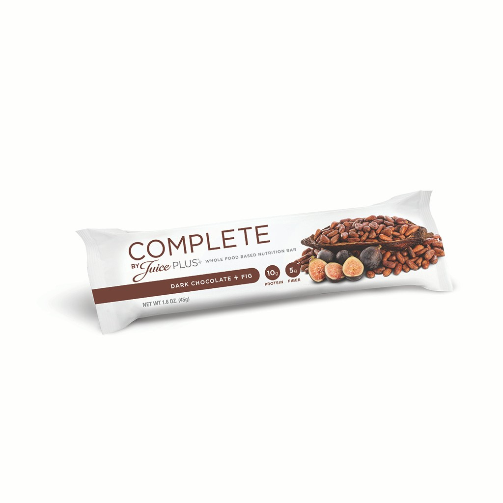 Dark Chocolate + Fig Nutrition Bars</h3>